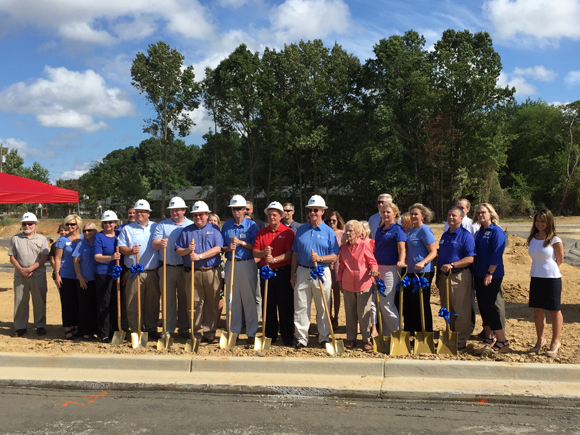 Family Savings Credit Union Breaks Ground Consultants Builders